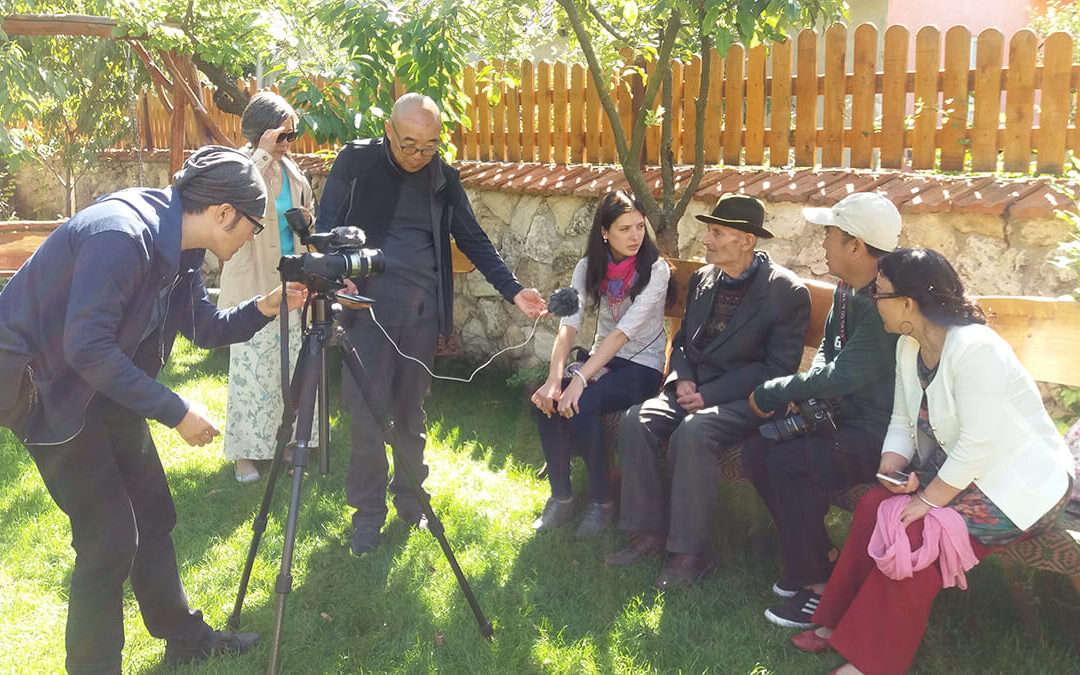 Casa de sub Stîncă Trebujeni, Orheiul Vechi Agro TV Moldova